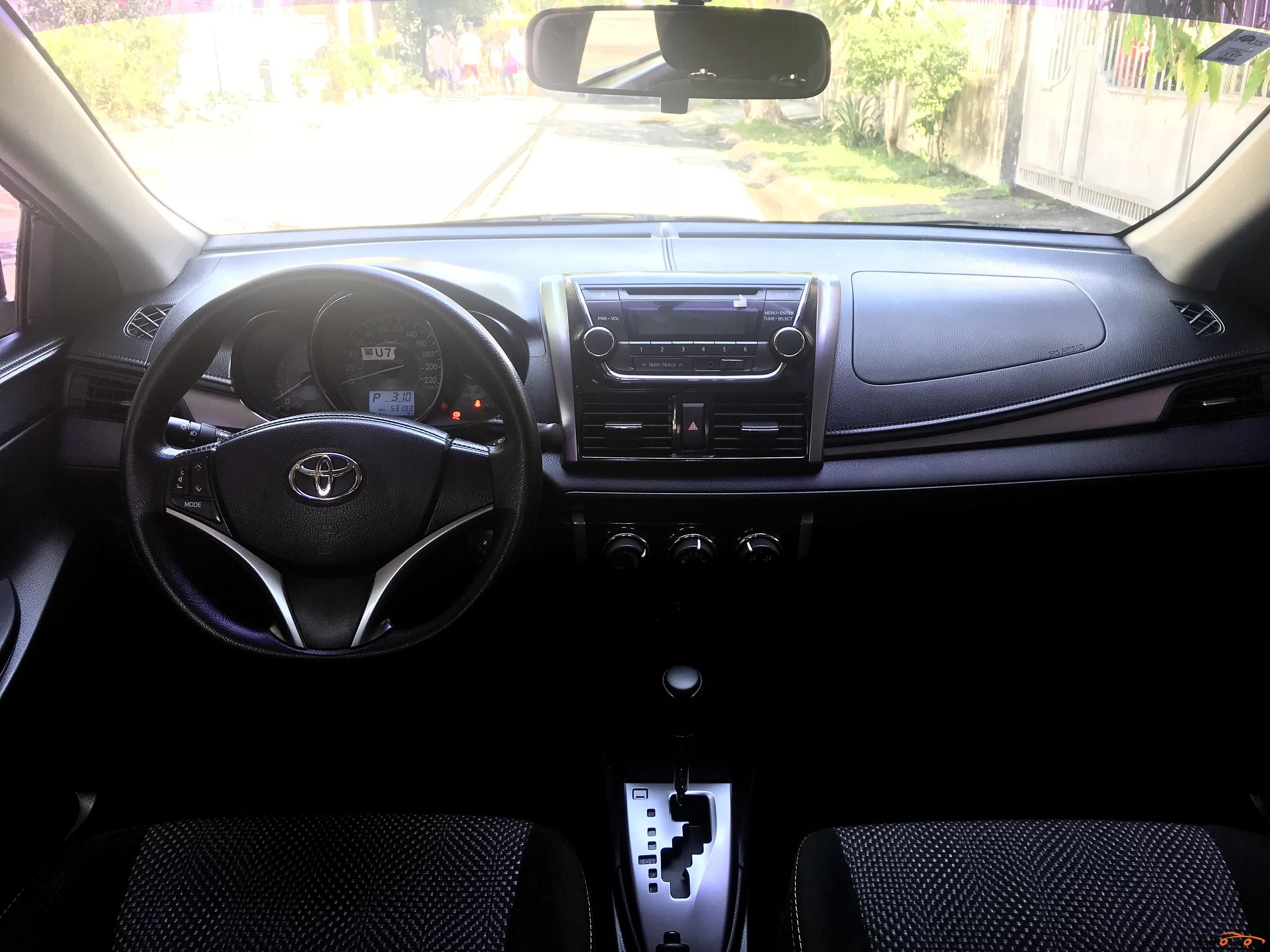 Toyota Vios 2014 - 8