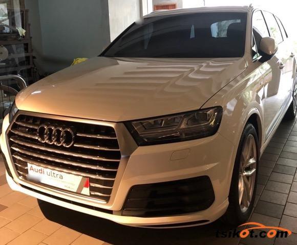 Audi Q7 2018 - 2