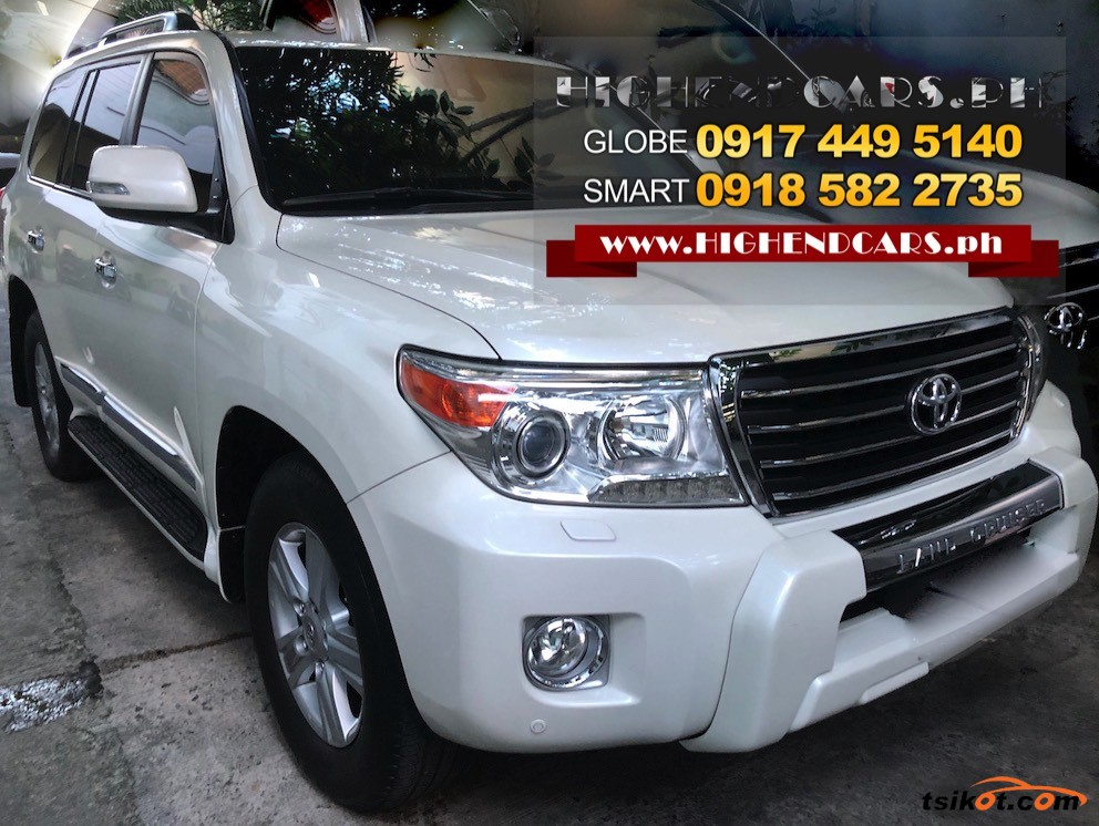 Toyota Land Cruiser 2013 - 1