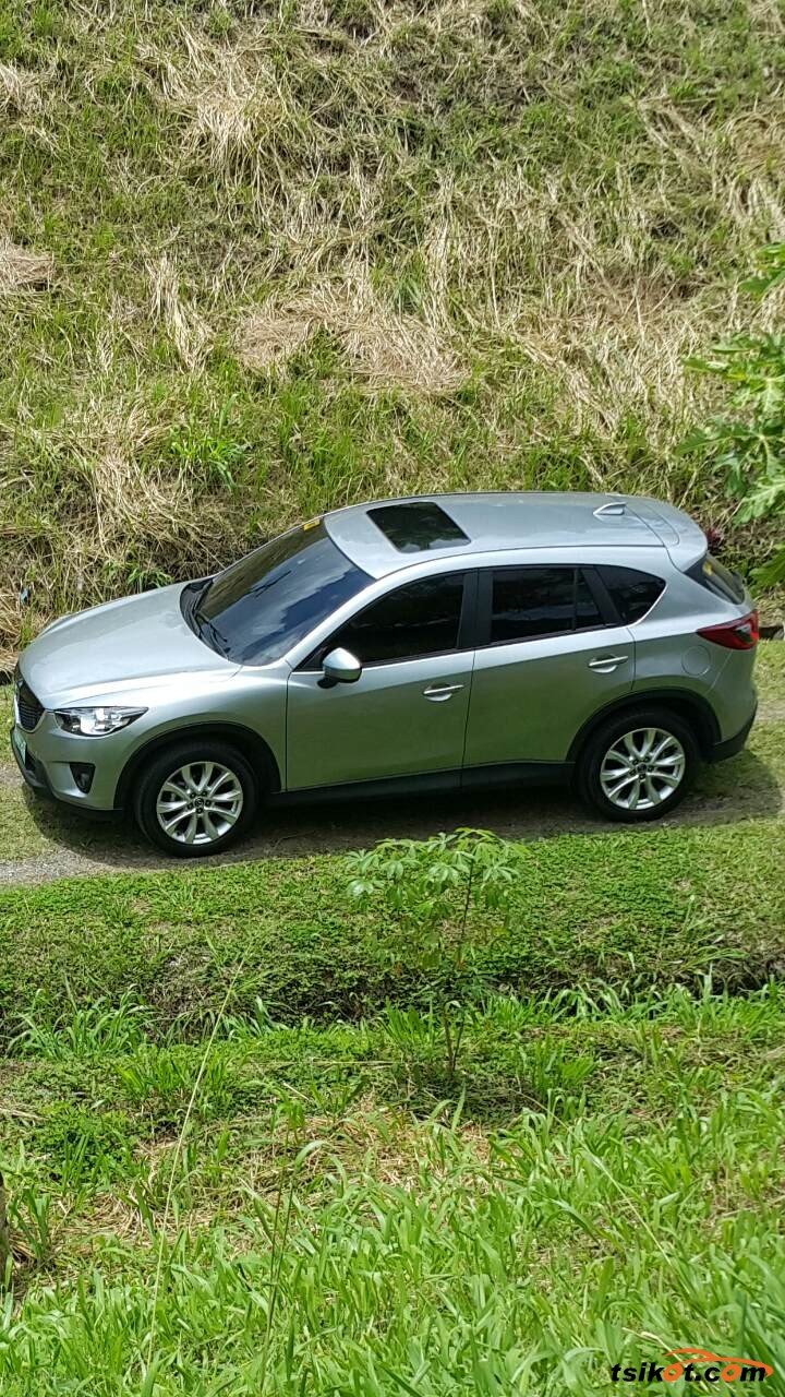 Mazda Cx-05 2013 - 2