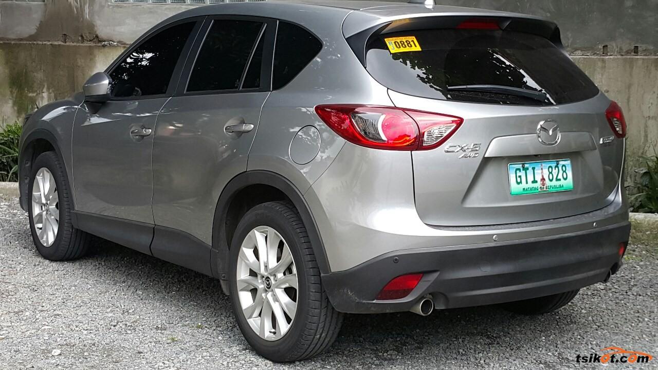 Mazda Cx-05 2013 - 3