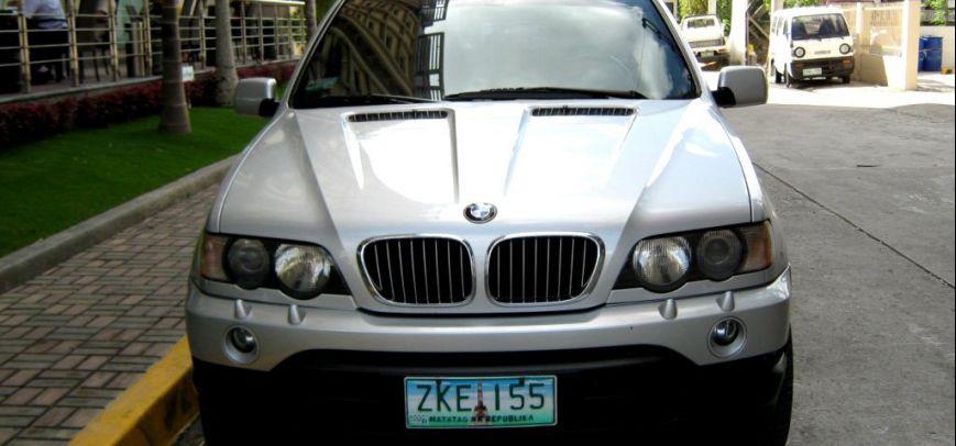 Bmw X5 2003 - 6