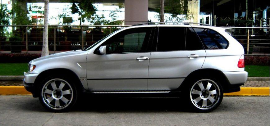 Bmw X5 2003 - 7