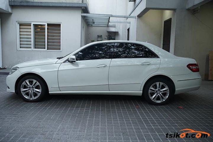 Mercedes-Benz E 2010 - 2