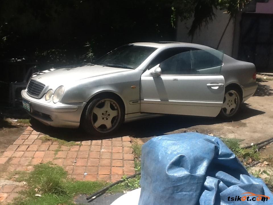 Mercedes-Benz Clk Gtr 2001 - 1