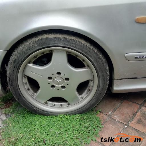 Mercedes-Benz Clk Gtr 2001 - 9