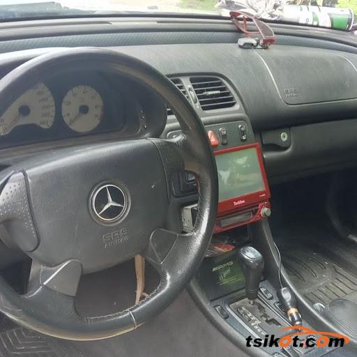 Mercedes-Benz Clk Gtr 2001 - 4