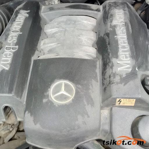 Mercedes-Benz Clk Gtr 2001 - 5