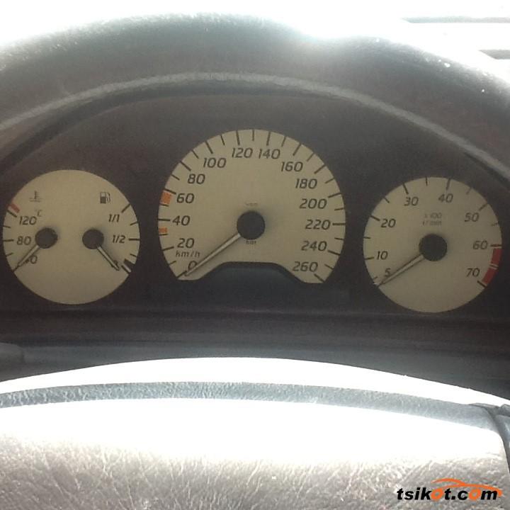 Mercedes-Benz Clk Gtr 2001 - 6