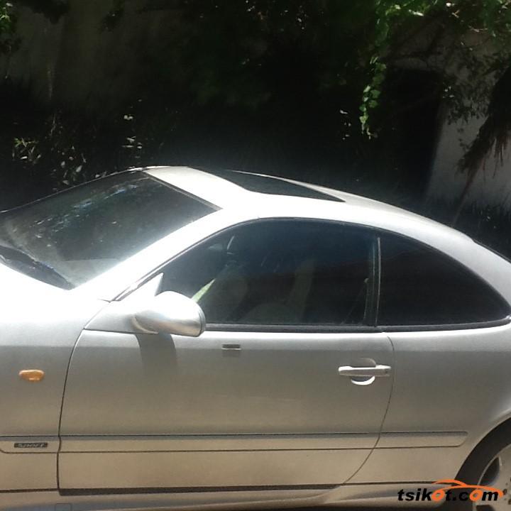 Mercedes-Benz Clk Gtr 2001 - 8