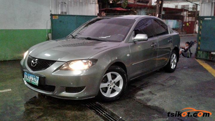 Mazda 3 2007 - 5