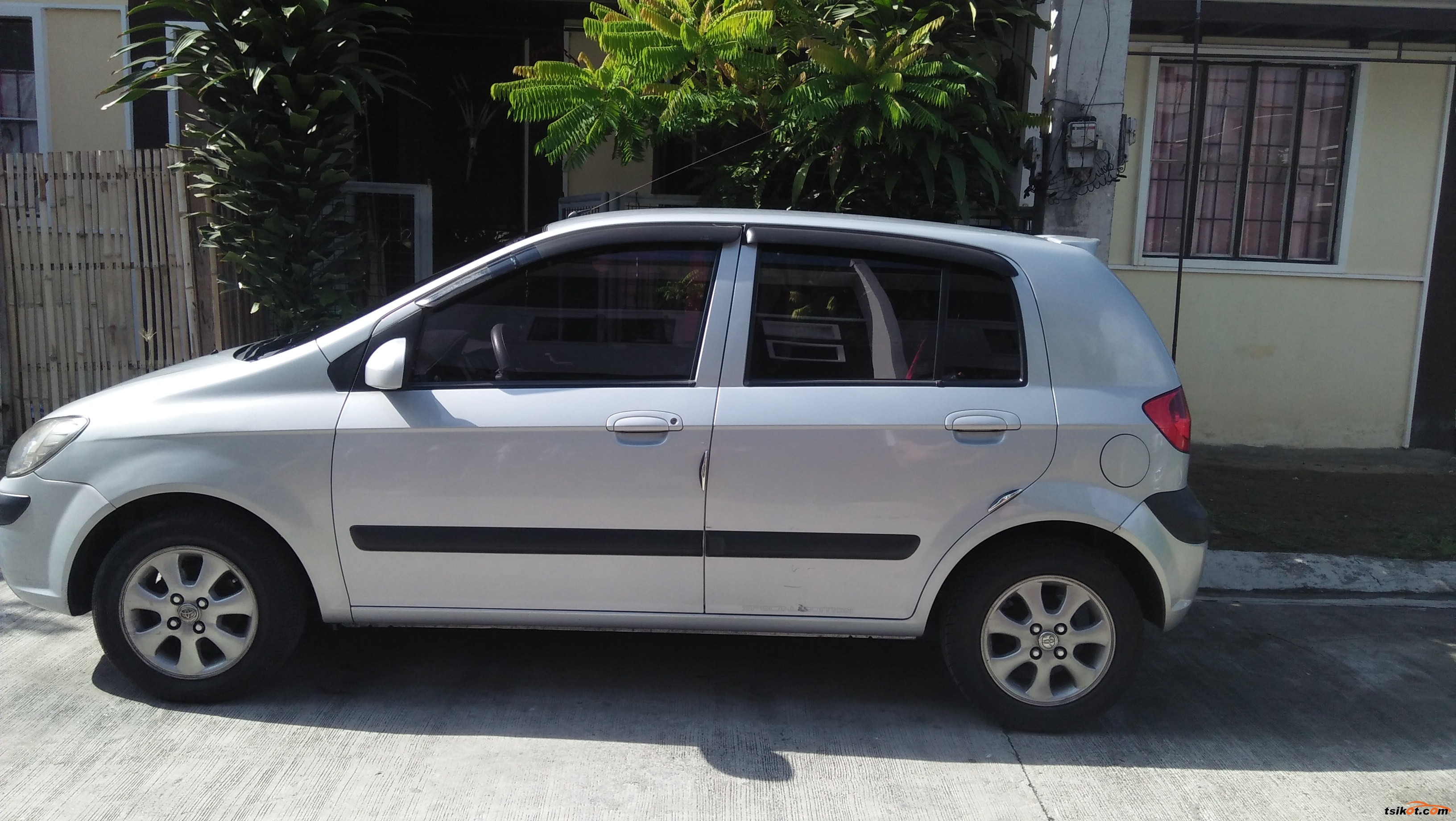 Hyundai Getz 2010 - 3
