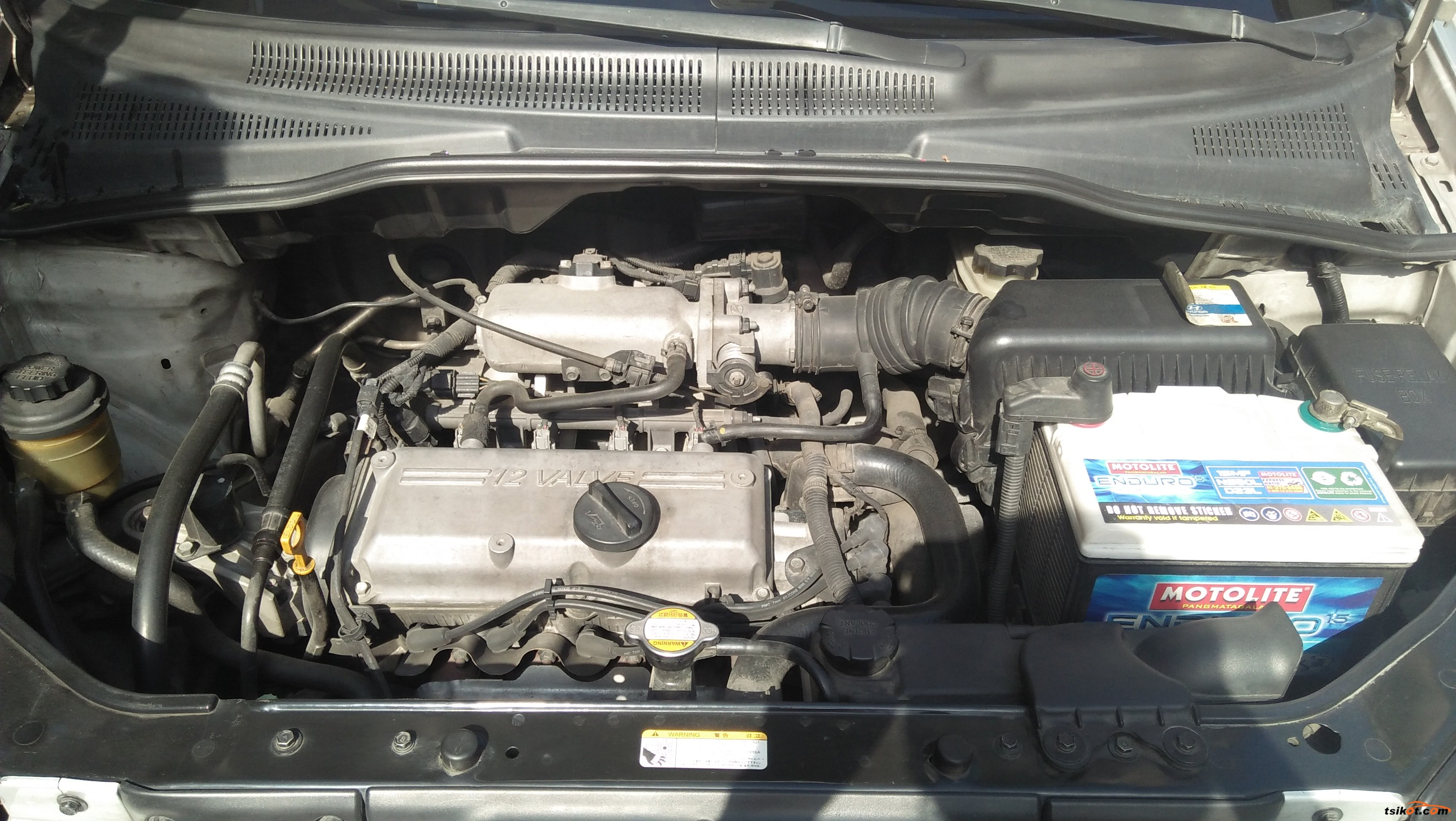 Hyundai Getz 2010 - 9