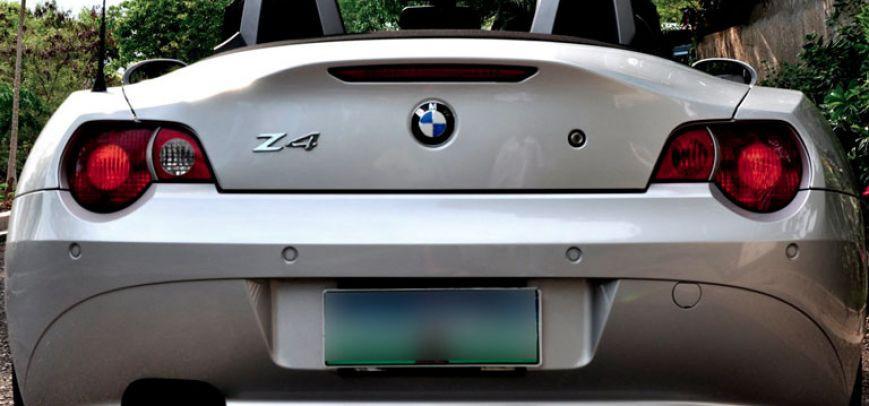 Bmw Z4 2004 - 2