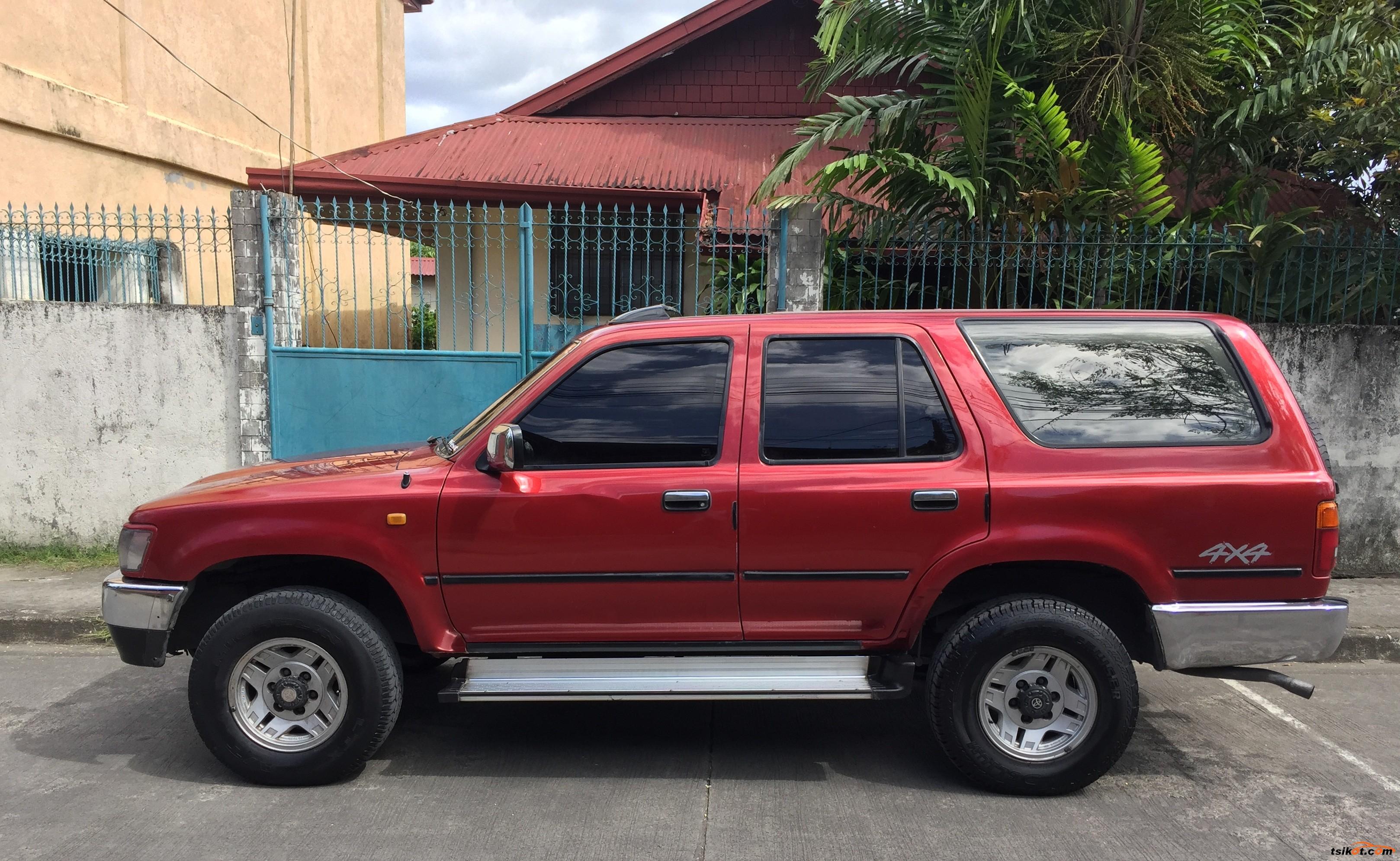 Toyota Hilux 2004 - 1