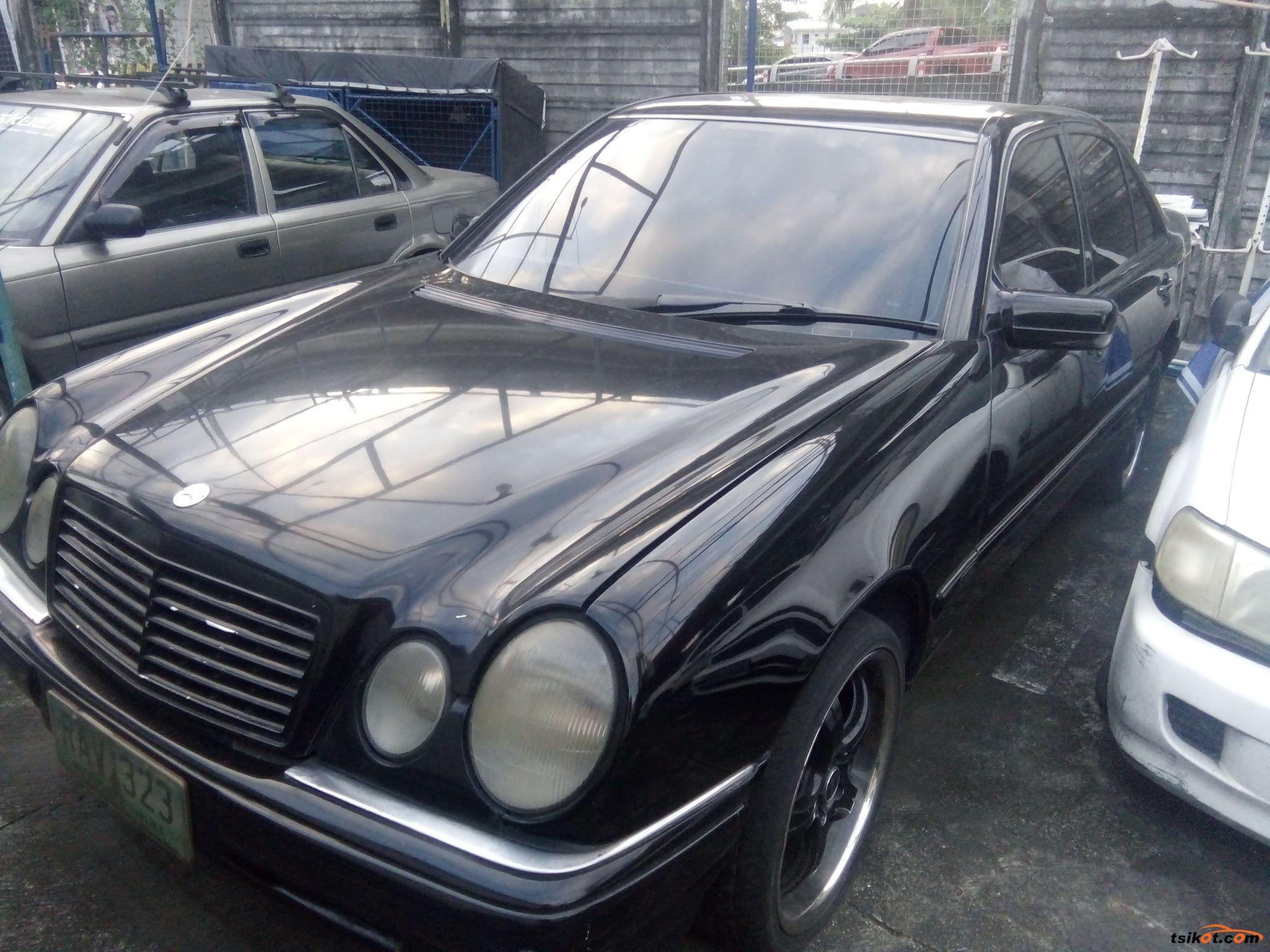 Mercedes-Benz 320 1997 - 3