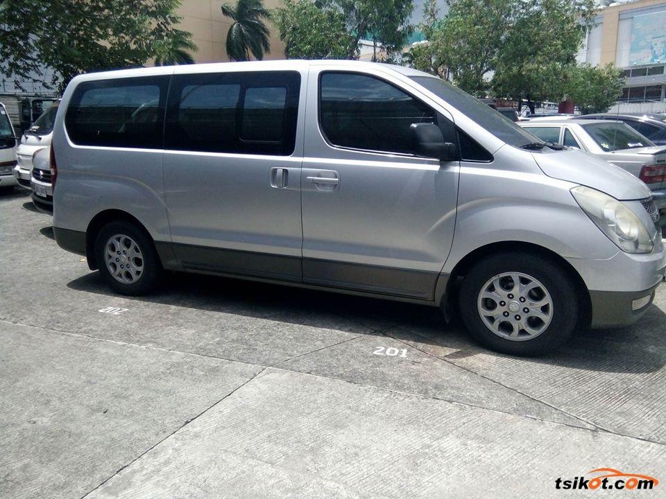 Hyundai G.starex 2008 - 2