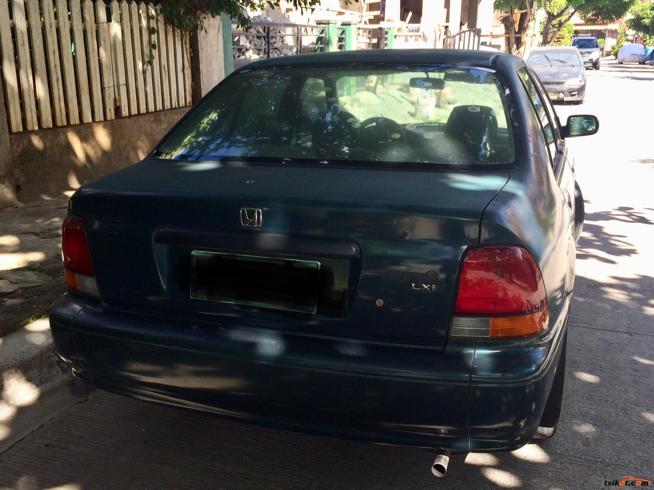 Honda City 1998 - 3