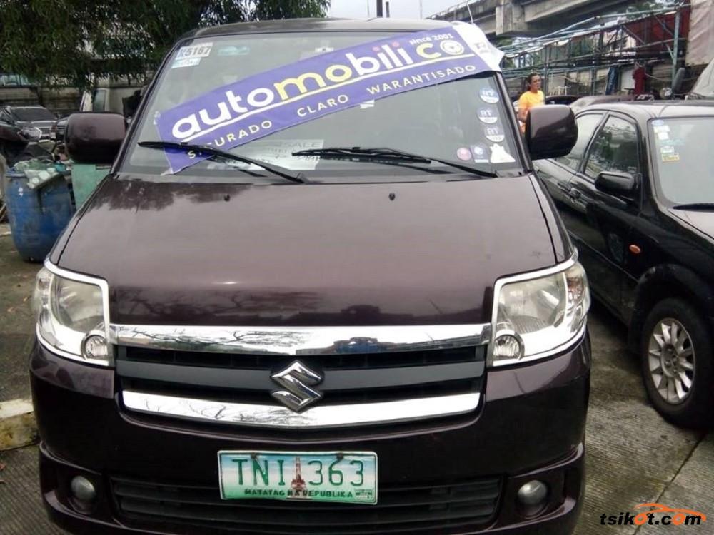 Suzuki Apv 2011 - 1
