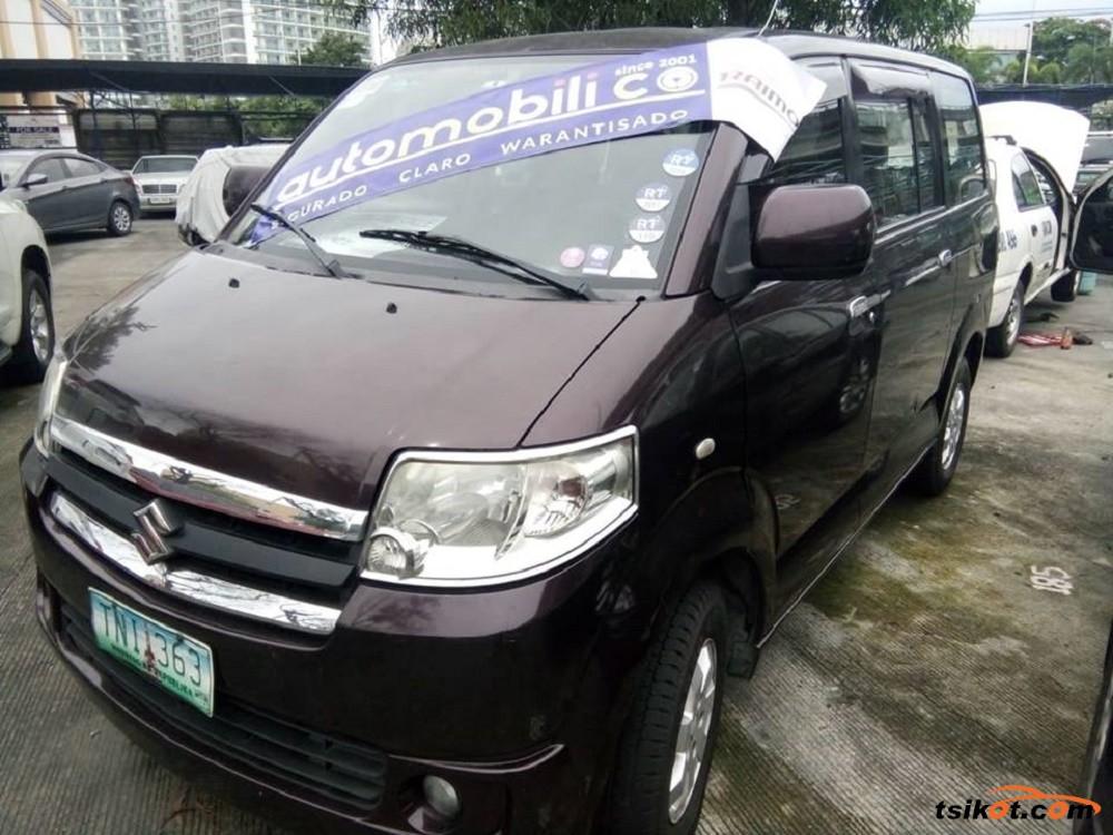 Suzuki Apv 2011 - 4
