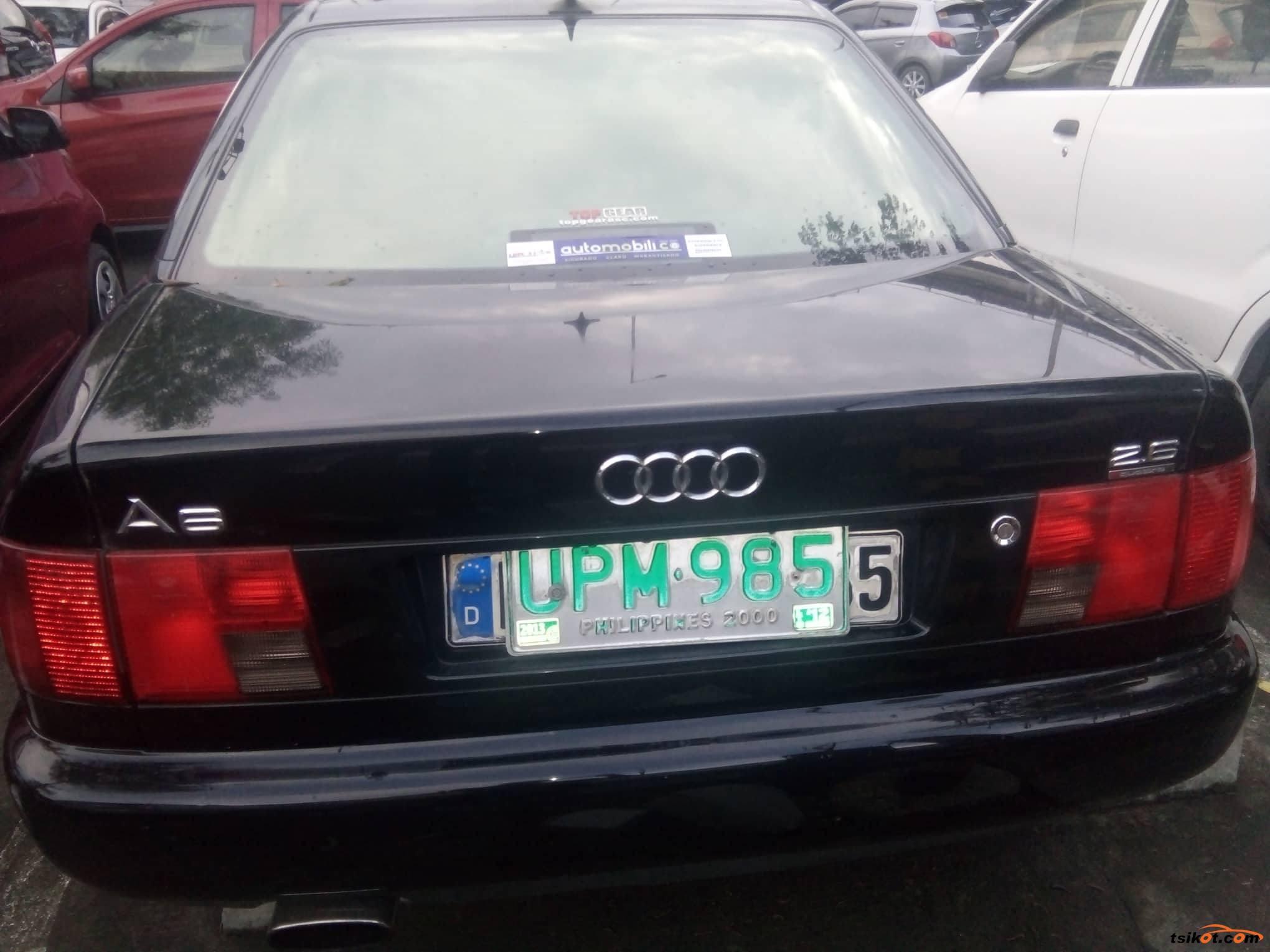 Audi A6 1997 - 4