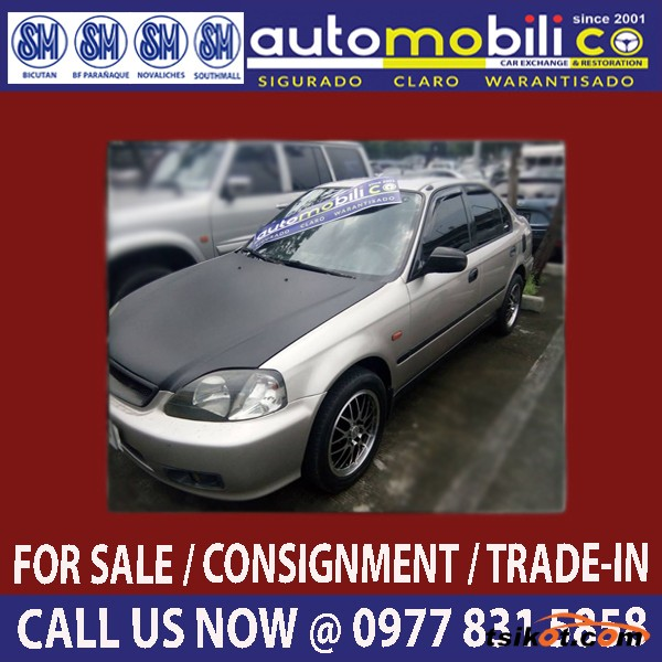 Honda Civic 2000 - 6