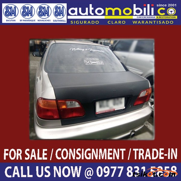 Honda Civic 2000 - 7