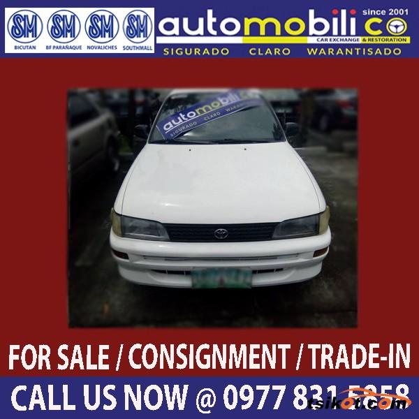 Toyota Corolla 1996 - 1