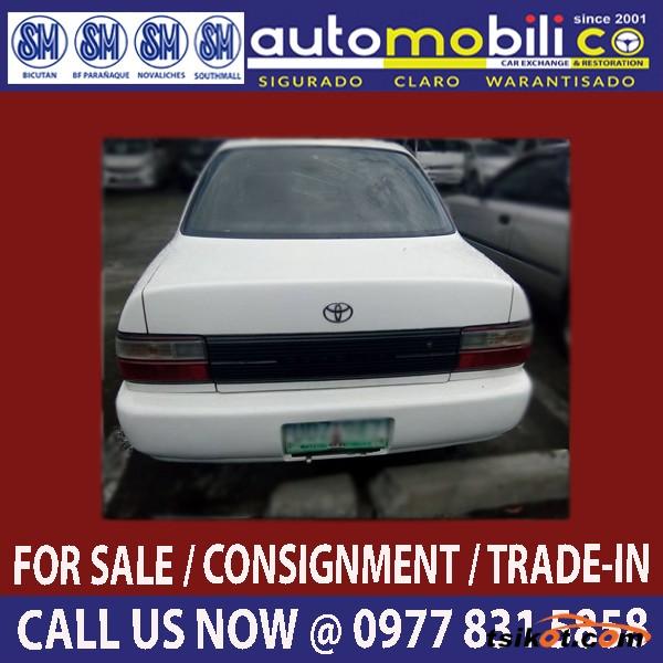 Toyota Corolla 1996 - 7
