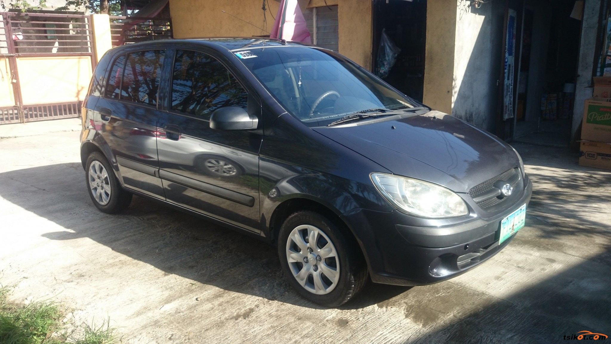 Hyundai Getz 2011 - 1