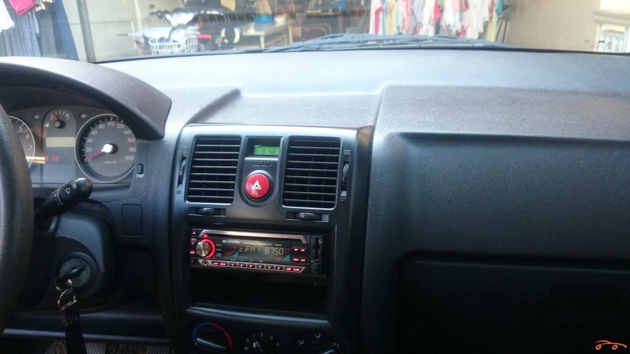 Hyundai Getz 2011 - 4