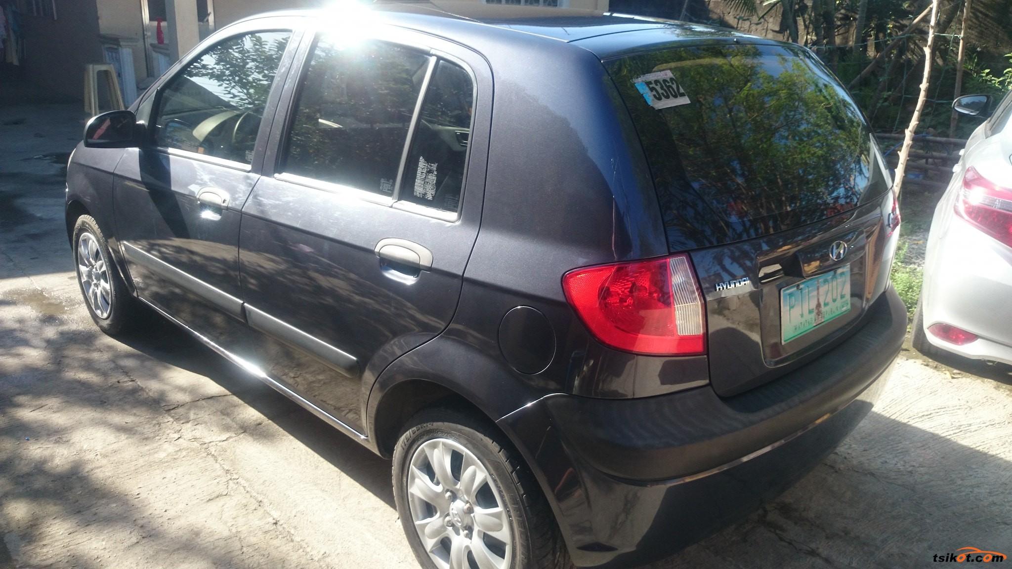 Hyundai Getz 2011 - 8