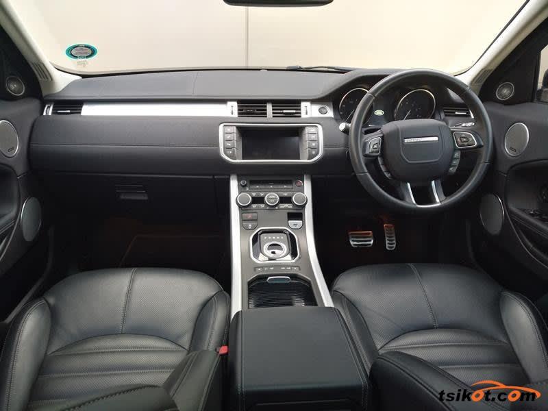 Land Rover Evoque 2015 - 7