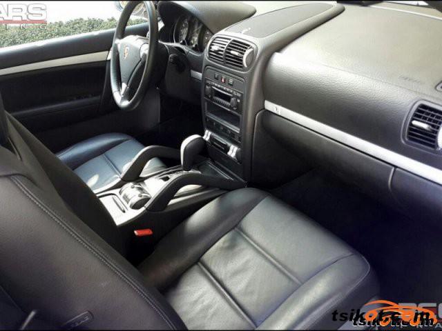 Porsche Cayenne 2008 - 2