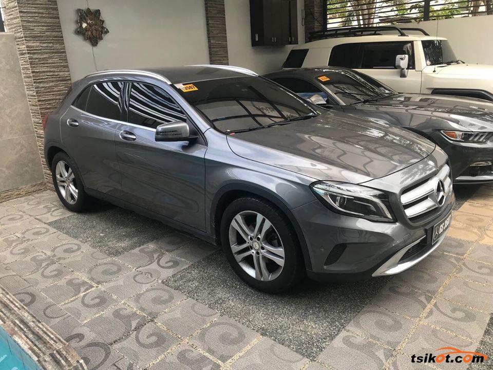 Mercedes-Benz Gla-Class 2016 - 2