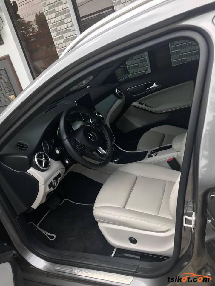 Mercedes-Benz Gla-Class 2016 - 3