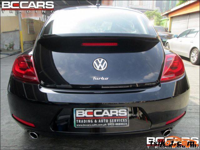 Volkswagen Beetle 2012 - 1