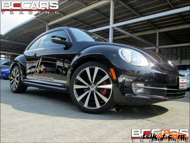 Volkswagen Beetle 2012 - 5