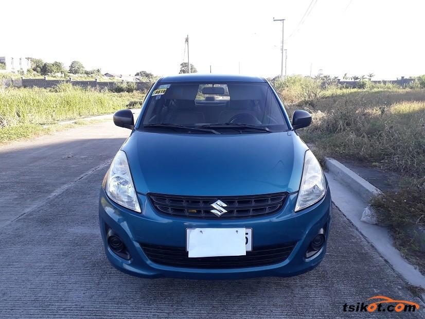 Suzuki Dzire 2014 - 2