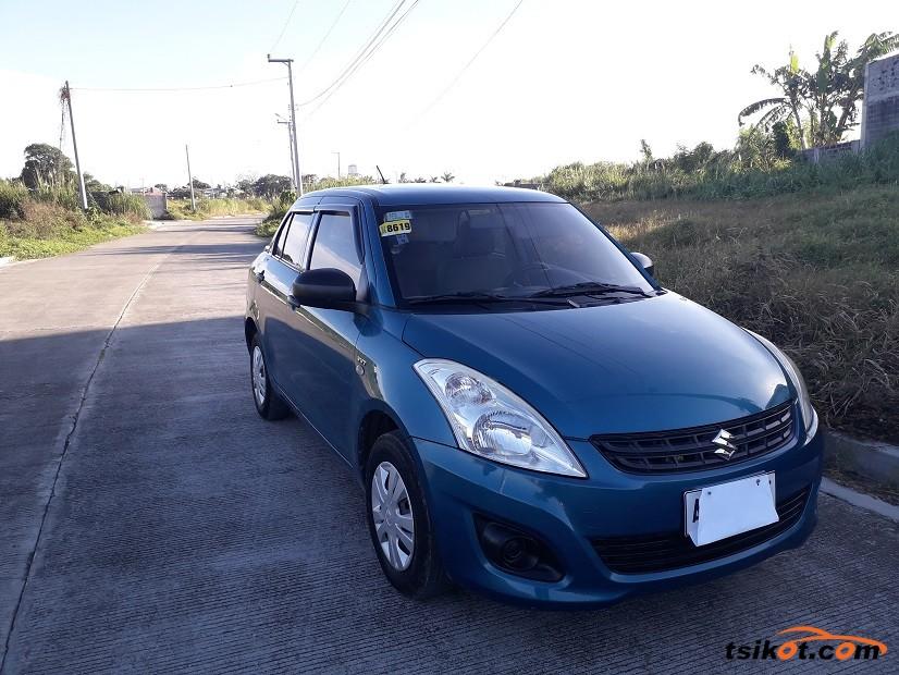 Suzuki Dzire 2014 - 3