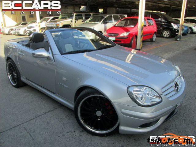 Mercedes-Benz Slk 1997 - 4