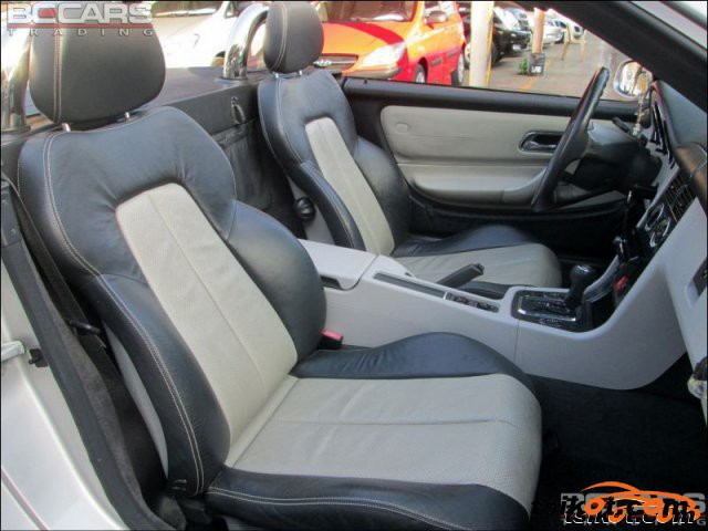Mercedes-Benz Slk 1997 - 5