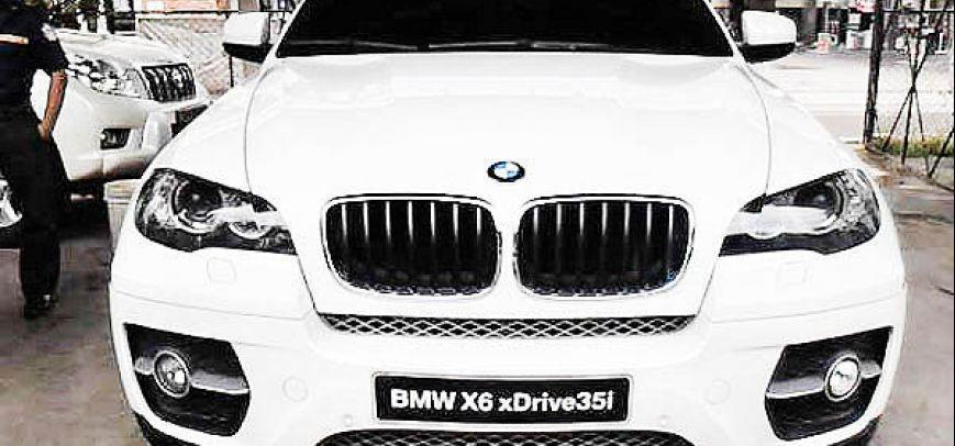 Bmw X6 2011 - 1