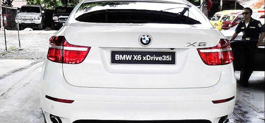 Bmw X6 2011 - 2