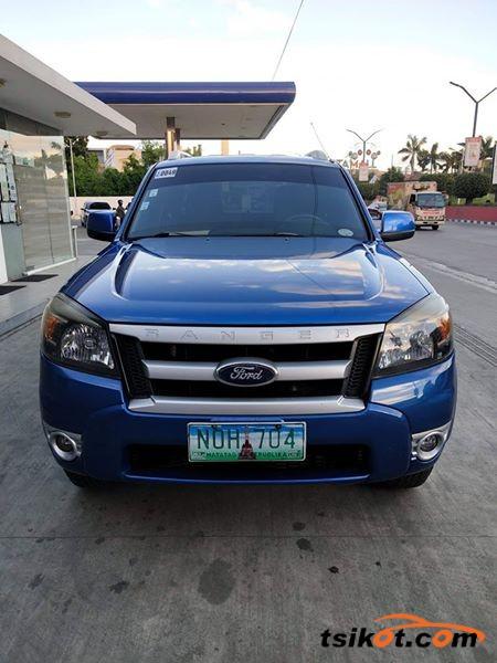 Ford Ranger 2010 - 10