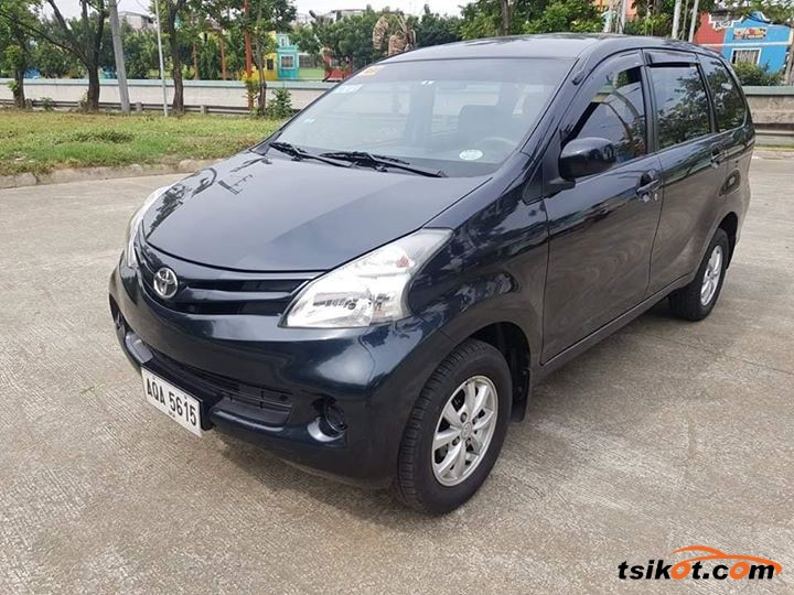 Toyota Avanza 2015 - 5