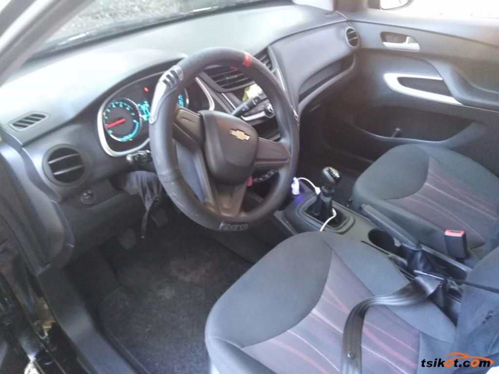Chevrolet Sail 2017 - 5
