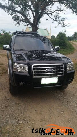 Ford Everest 2008 - 1
