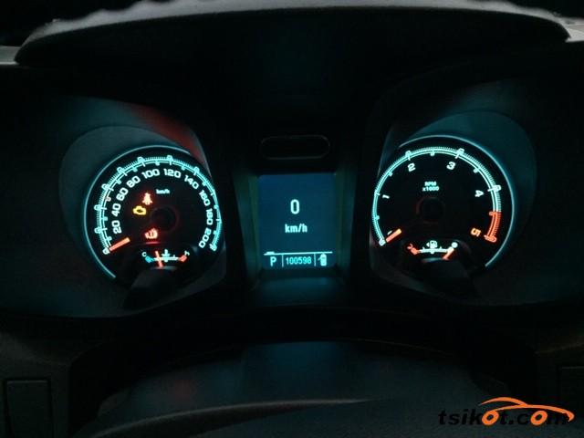 Chevrolet Trailblazer 2013 - 10