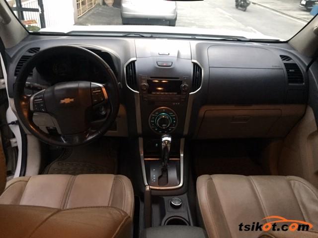 Chevrolet Trailblazer 2013 - 7